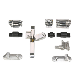 Steel Rod Door Lock 103610S