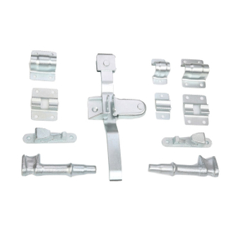 Steel Rod Door Lock 103210S