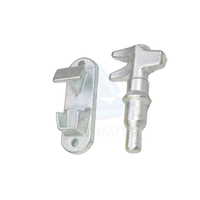 Steel Rod Door Lock 104110